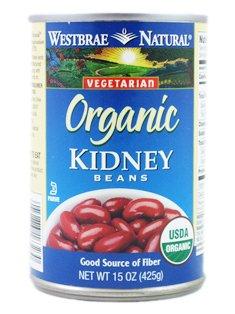Westbrae Natural: Organic Kidney Beans (7 x 15 oz)