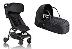 A truly lightweight, compact folding travel stroller that offers an authentic Mountain Buggy experience. The nano travel stroller provides dual functionality of car seat compatibility to easily transform into a fuss free urban stroller - perf...