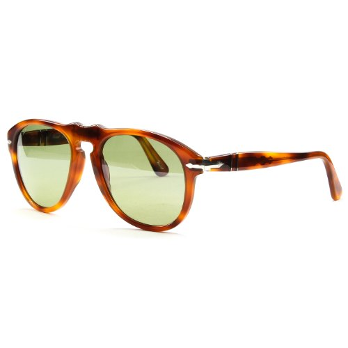 Persol Sunglasses Tortoise/Green Acetate - Polarized - - Po0649 54 Persol