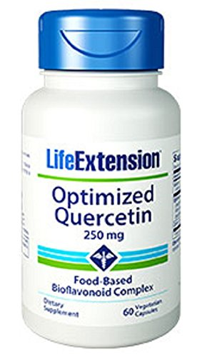 Life Extension Optimized Quercetin 250 Mg, 60 capsules