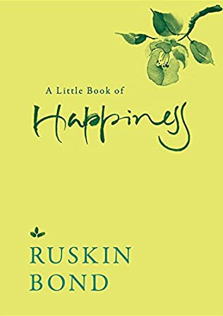 book cover of A Little Book of Happiness