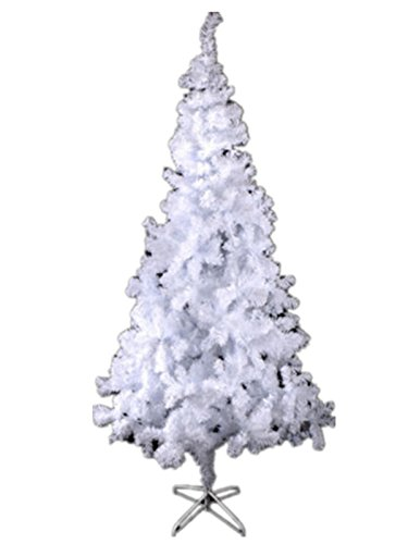 6 Feet Tall Christmas White Tree