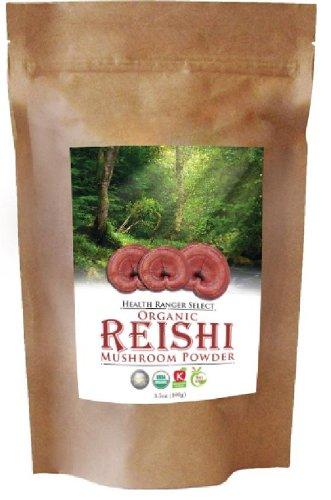 Health Ranger Select Organic Reishi Mushroom Powder