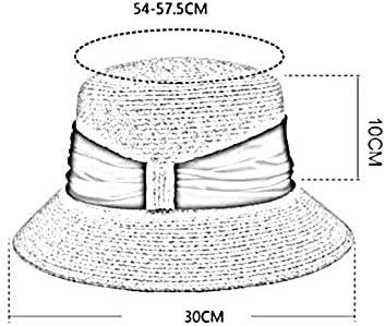0bd1b56d03d9d El Nuevo Sombrero De Paja Femenino Gorro De Verano Gorra De ...