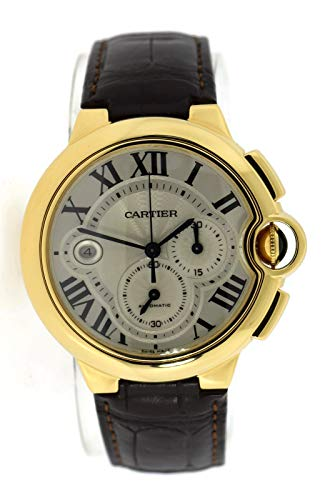 Cartier Ballon Bleu Automatic-self-Wind Male Watch W6920007 (Certified Pre-Owned)