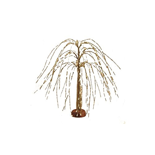 Weeping Willow Branch (CWI Gifts Weeping Willow Tree, 14-Inch, Cream)