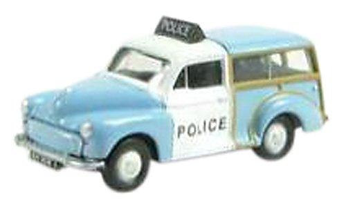 1/76 モーリス マイナー トラベラー `POLICE PANDA ESTATE CAR` EM76837