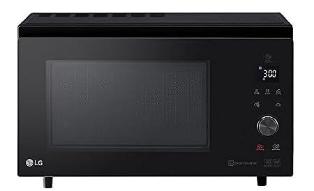 LG mj3965bib Microondas con grill Piano de trabajo 39L 1350 W ...