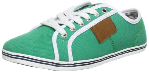 Helly Hansen FLORA SOLID LOW WMN3 10040338.JNS Damen Sneaker Grün (Kelly Green)