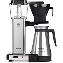 Technivorm Moccamaster 79312 KBGT Polished Silver, 40 oz, Polished Silver