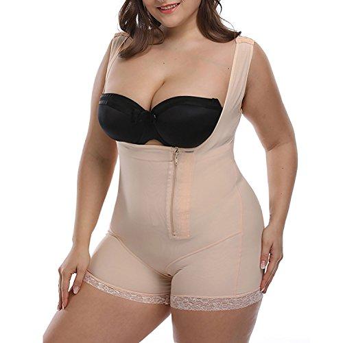 06b884207d0e3 TOPMELON Women s Corset Slimming Underwear Body Shaper Waist Trainer  Underwear Shapers