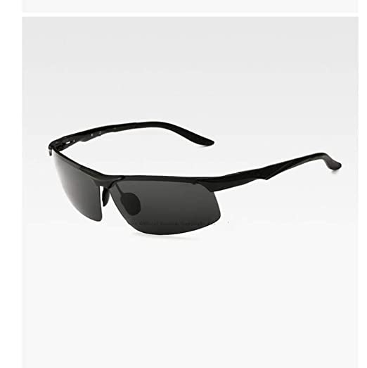 Defect - Gafas de Sol polarizadoras para Hombre, para Montar al ...