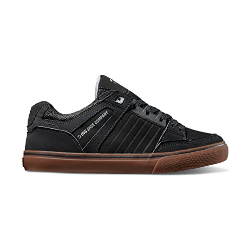 DVS Men's Celsius CT Skate Shoe Black Nubuck 10 Medium US