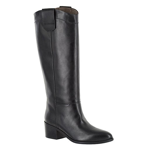 Bella Vita Mujeres Gia-italy Tall Bota Black Leather