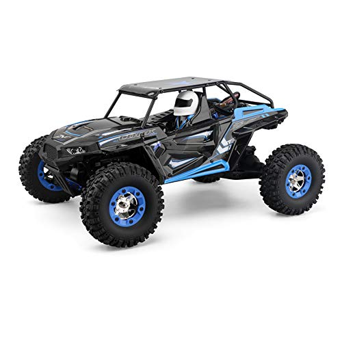 Mogicry Oversized Climbing Wireless 2.4Ghz Brushless Remote Control Car High Speed Drift Four-Wheel Drive SUV Chargeable Electric Child Model Toy Rc Car Boy Girl for Kids 3+ Gift Birthday ()