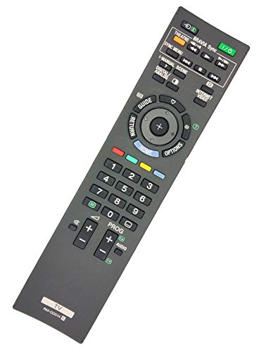 New RM-GD014 Remote Control Replaced for Sony BRAVIA LCD LED HDTV TV KDL-32EX500 32EX400 KDL-55HX700 46HX700 46EX500 40HX700 40EX500 40EX400 (Bravia Remote Control)