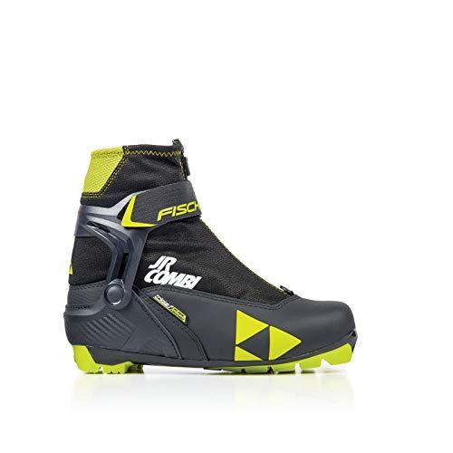 Fischer Junior Combi Cross Country Ski Boots - 18/19-38 - One Color -