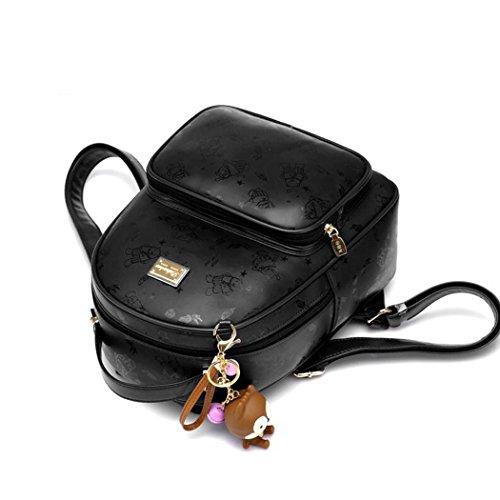 FAIRYSAN - Bolso mochila  para mujer Beige beige beige