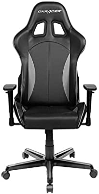 Dxracer F Series Gaming Chair Neck Lumbar Support Black