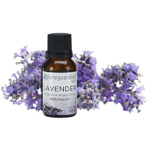 PureGuardian Spa 100% Pure Lavender Oil (0.5 Oz.) Multi SPAES15PL