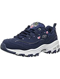 Womens DLites-Bright Blossoms Sneaker