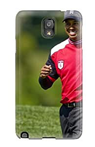 4085322K80913337 Snap-on Case Designed For Galaxy Note 3- Tiger Woods