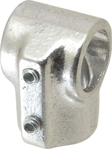 Hollaender - 3/4 Inch Pipe, Tee-E, Aluminum Alloy Pipe Rail Fitting (3 Pack)