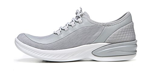 Sneaker On Knit Slip Bzees 8 5W Grey Womens Nemo wHfqfxIC