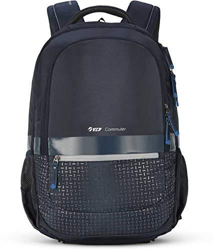 VIP Commuter Plus 04 Laptop Backpack Blue 23 L Laptop Backpack  Blue  Laptop Backpacks