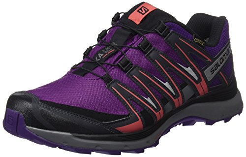 Violet Xa phantom acai Lite Femme grape Chaussures Gtx Salomon Trail Juice De 0dxqv0wP