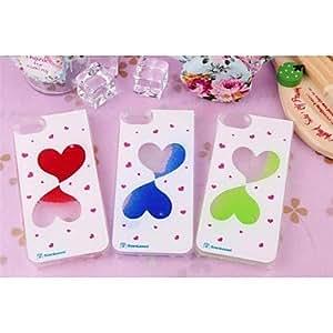 GONGXI-Corazón a corazón estuche rígido para el iphone 5 / 5s (colores surtidos)