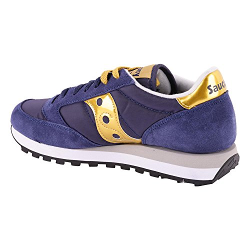 Jazz Sneaker Original 462 gold Donna Blue Saucony qzw4q