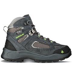 Vasque Breeze Waterproof 2.0 Hiking Boot (Toddler/Little Kid/Big Kid),Castlerock/Tender Shoots,1 M US Little Kid