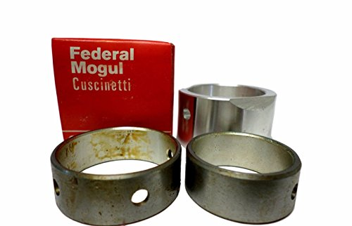 Federal Mogul Fiat 600 D Camshaft Engine Bearing Set 1293 M 1955-1969