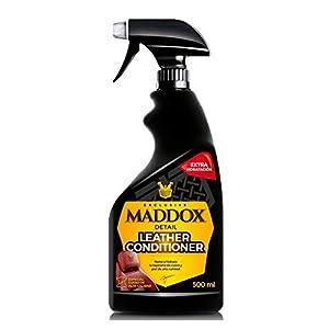 Maddox Detail – Leather Conditioner -Produit d'entretien pour cuir. Nutritif (500 ml).