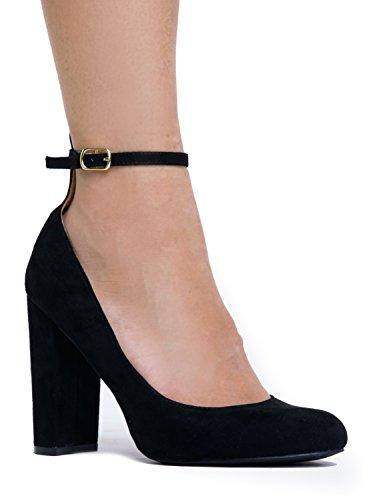 Ankle-Strap-Block-High-Heel-Pump