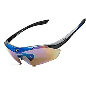 CC-JJ - Cycle Polarized Eyewear Glasses Outdoor Bicycle Cycling