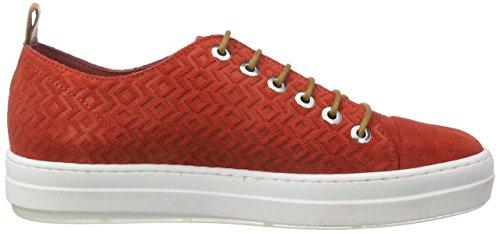nobrand Luke - Zapatillas, Mujer, Rojo Rot (lollipop), 41