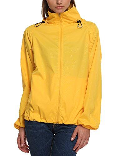 Zeagoo Lightweight Rainwear Outdoor Windbreaker