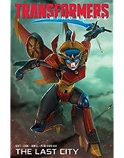 Transformers Windblade: The Last City