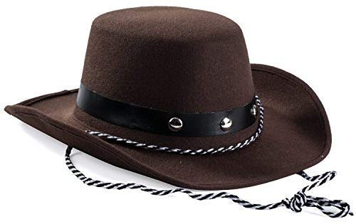 Infant Cowboy Hat (Baby Sized Cowboy Western Rodeo Hat)