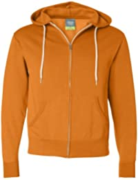 Independent Trading Co. Unisex Full Zip Hooded Sweatshirt