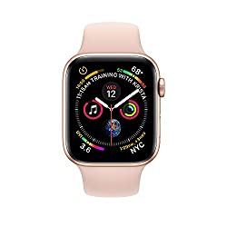 Image of the product Apple Watch Series 4 GPS that is listed on the catalogue brand of Apple.