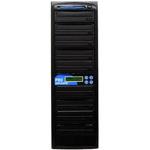 Produplicator 8 Target CD+G Karaoke Duplicator with 500GB HD