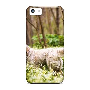 For Iphone Cases, High Quality Dog Retriever For Iphone 5c Covers Cases