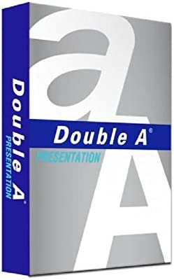 Double A 948897 - Pack de 500 hojas de papel A4, 100 g: Amazon.es: Oficina y papelería