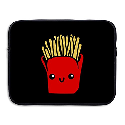 French Fries Briefcase Handbag Case Cover For 13-15 Inch Laptop, Notebook, MacBook Air/Pro