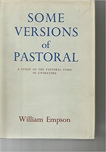 Some Versions of Pastoral
