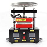 "2000+ PSI Professional Handheld Press Dual Heated Plates (2.4""x4.7"")"