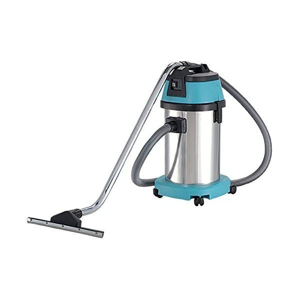 4YourHome 30L Wet & Dry Industrial Stainless Steel Tub Vacuum Cleaner 1000W